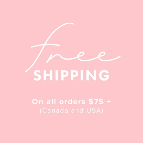 Free shipping for Canada and USA on orders over $75 📦⁠ -⁠ Livraison gratuite pour le Canada et les États-Unis sur toutes les commandes de 75 $ et plus 📦⁠ ⁠ ⁠ ⁠ #fashion #jewellery #jewelry #crystals #swarovskicrystals #stainlesssteel #steeljewelry
